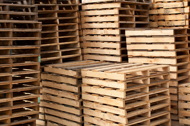 New Manufactured Pallets
