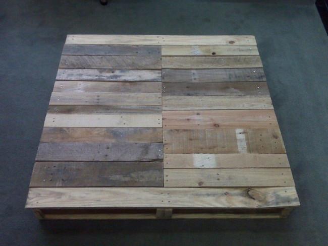 Use, Repair, Repeat – Understanding Remanufactured Pallets